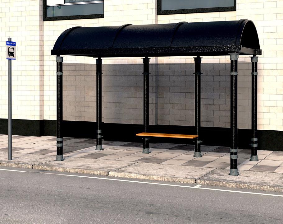 Les avantages des mobiliers urbains : Bancs publics, les abris bus, etc.